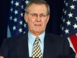 The Unknown Known – The Life and Time of Donald Rumsfeld